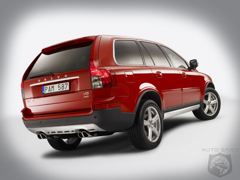 Volvo Xc90 R Design Autospies Auto News